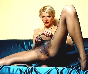 long pantyhose legs