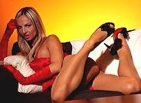 sex-explosive sexy blonde